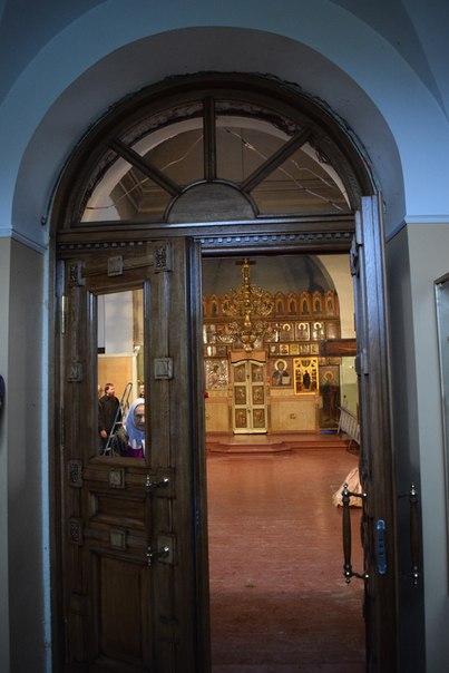 новые врата. Санкт-Петербург
