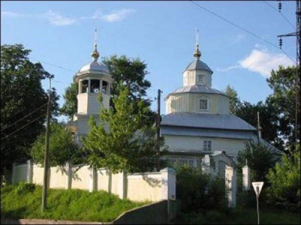 Ильинская церковь. Гомель