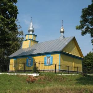 Храм во имя Святой троицы. Кублищина