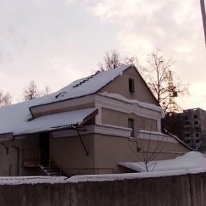 Неизвестная старообрядческая церковь. Витебск.