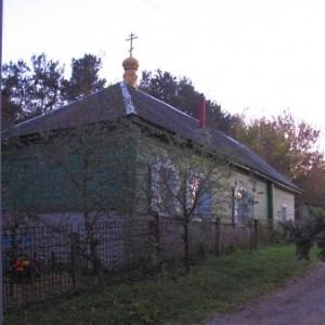 Никольская церковь. Бобруйск.