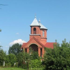 Храм Успения Пресвятой Богородицы. Полоцк