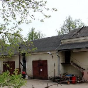 Неизвестная старообрядческая церковь.Витебск.