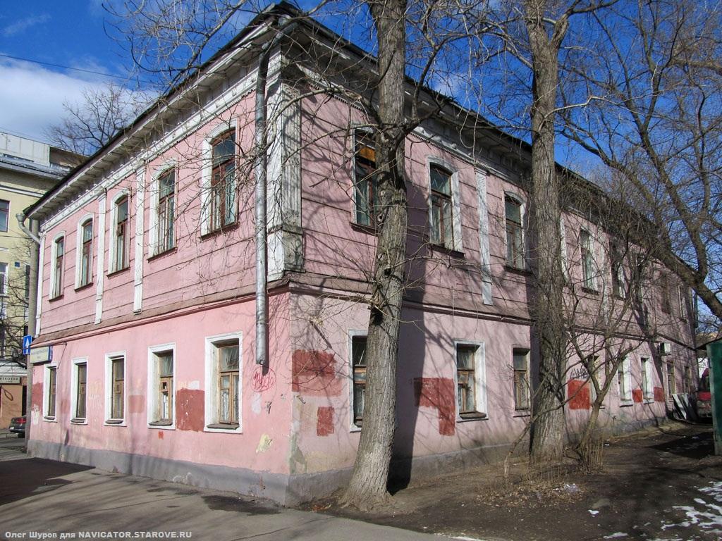 Бывшая моленная Николы Чудотворца в доме Карасевых (ул. Вековая, 20/13).