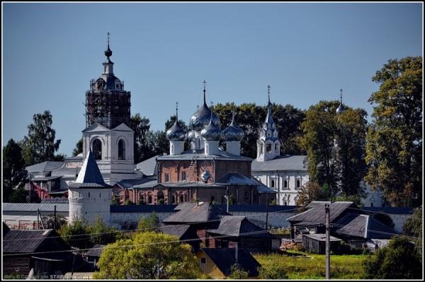 Старообрядческий Николо-Улейминский монастырь. Улейма.фото В. Саяпин