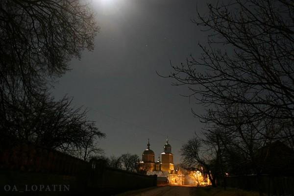 Старообрядческий храм во имя святых чудотворец Козмы и Дамияна. Белая Криница