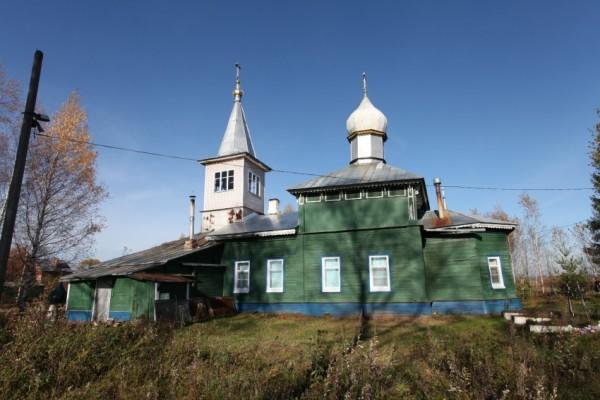 Храм Троицы Живоначальной. Глухово