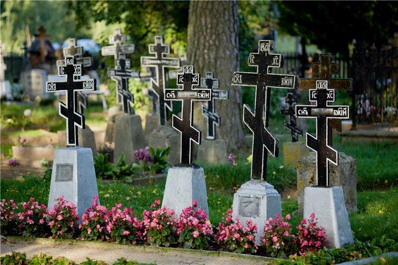 Русское кладбище. Пийриссааре