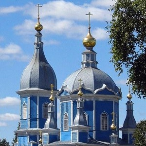 Спасо- Преображенский собор . Новозыбков