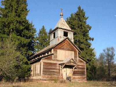 Старообрядческий храм во имя Святой Живоначальной Троицы, Стрипишки (Лещиново)