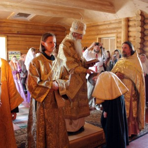 Храм святых Константина и Аркадия Шамарских чудотворцев