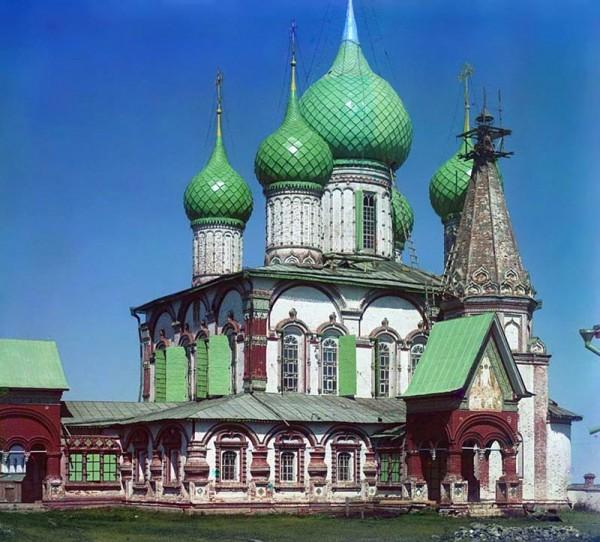 Архивное фото Прокудина-Горского датированное 1911 годом