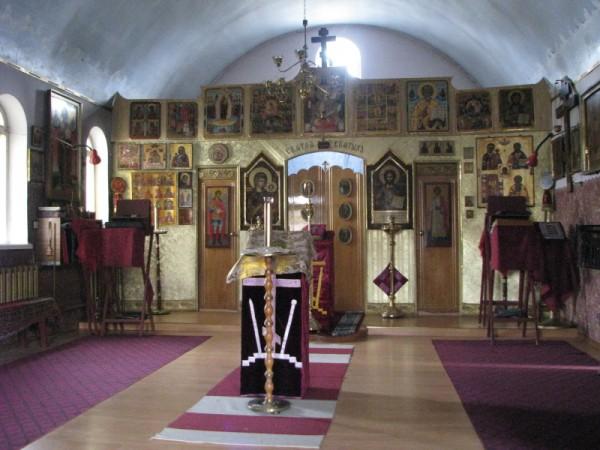 Храм Введения во храм Пресвятой Богородицы. Бишкек
