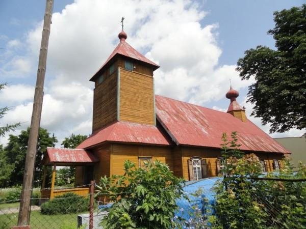 Храм святителя Николы Чудотворца. Сувалки