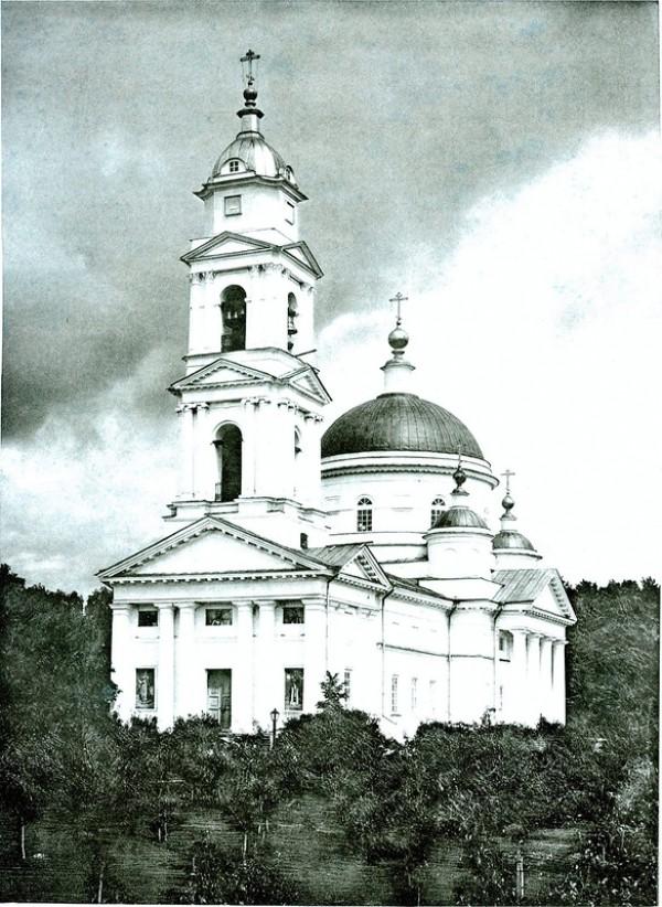 Климовский Покровский монастырь