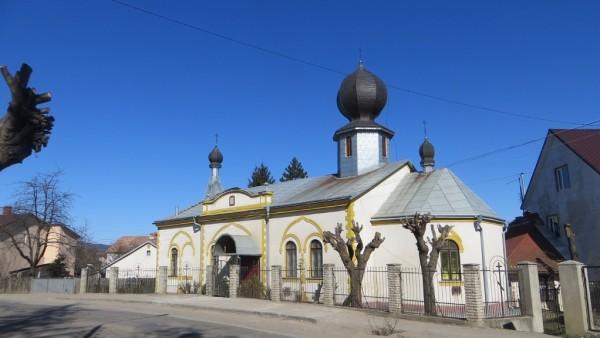 Храм Рожества Христова. Черновцы