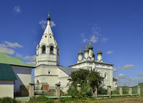 Храм Преображения Господня. Кострома