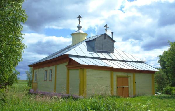 Храм во имя Святой Троицы. Павлеиха