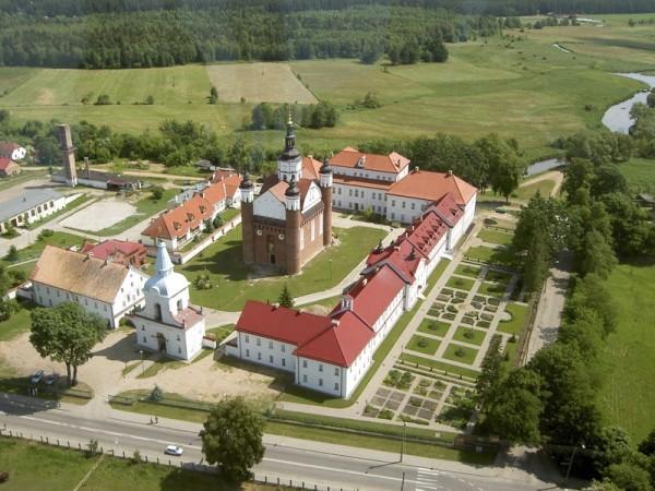 Супрасльский Благовещенский монастырь