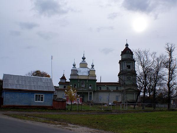 Николо- Рождественская церковь. Новозыбков
