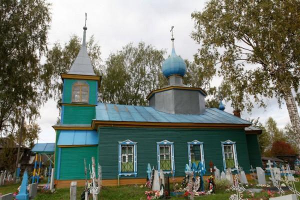 Храм Рожества Христова. Павликово