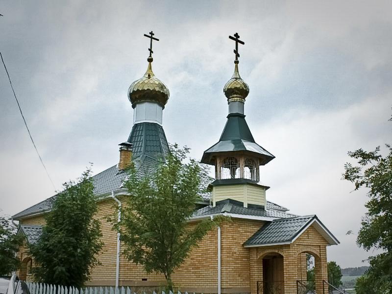 Старообрядческий Храм Рожества Иоанна Предтечи. Сепыч