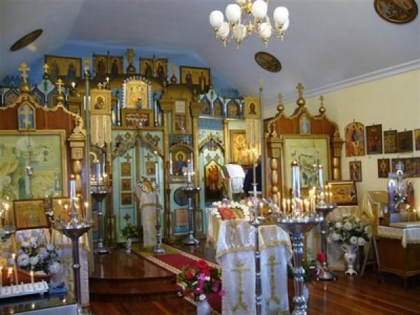 Храм Рожества Христова. Сидней