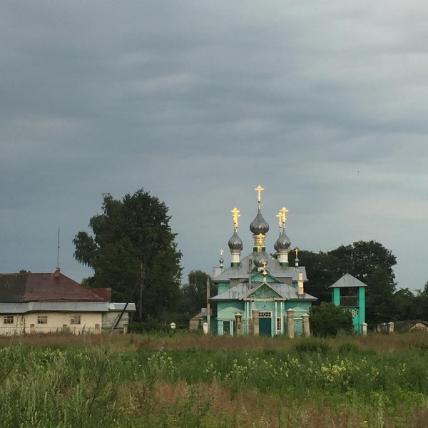 Старообрядческий храм во имя Покрова Пресвятыя Богородицы. Стрельниково