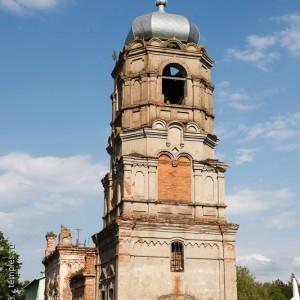 Храм Николая Чудотворца. Злынка