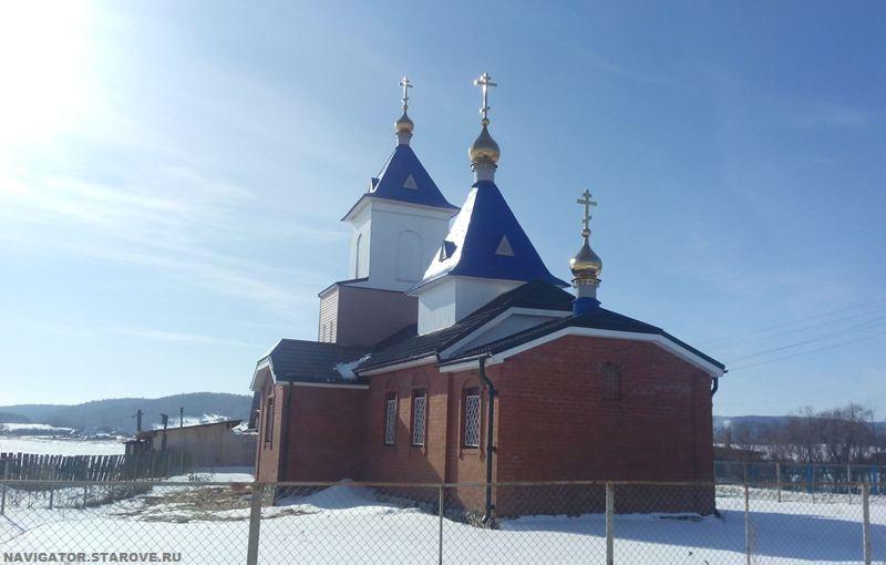 Храм РПСЦ в Русской Тавре