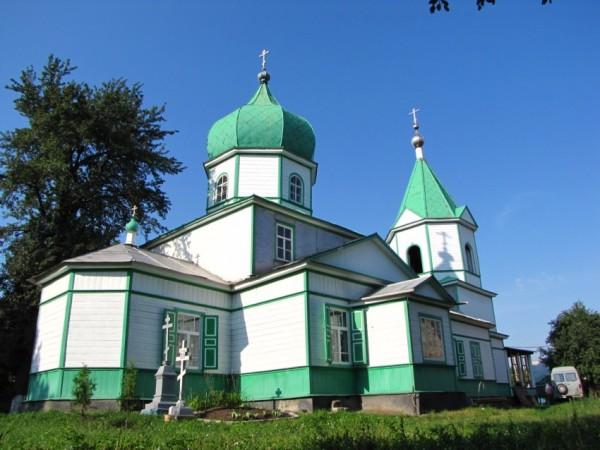 Храм Успения Пресвятой Богородицы. Городище