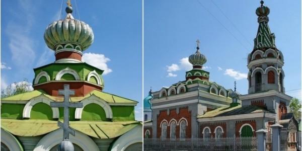 Храм Успения Пресвятой Богородицы. Моршанск