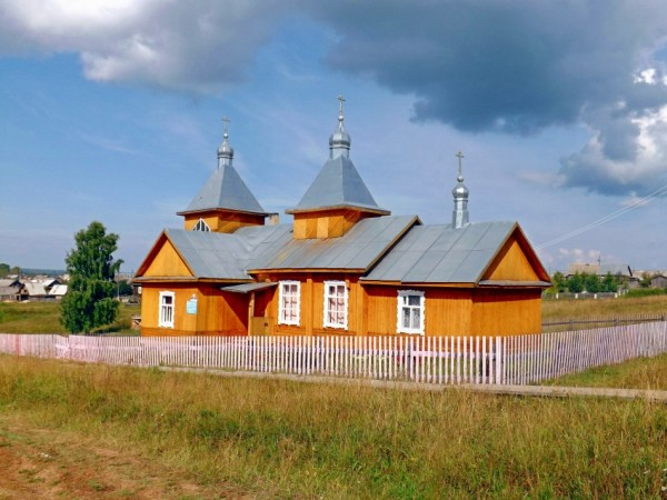 Храм святых апостолов Петра и Павла. Афанасьево