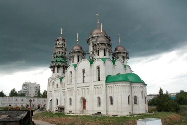Храм Покрова Пресвятой Богородицы. Барнаул