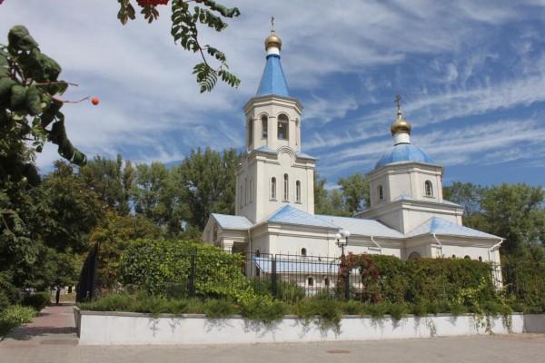 Храм Покрова Пресвятой Богородицы. Белгород,