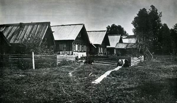 Фотография скита конца 19 века