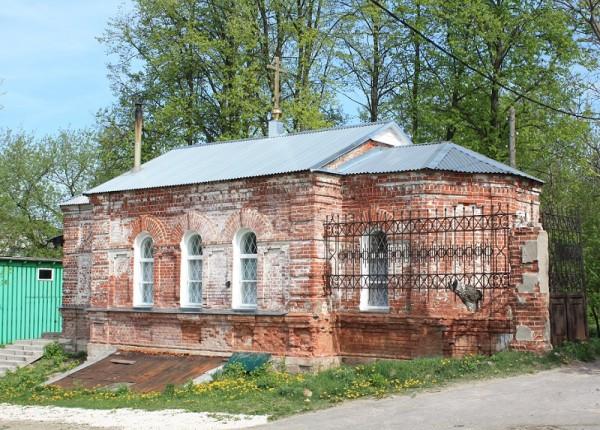 Храм во имя святителя Николы Чудотворца. Ковров