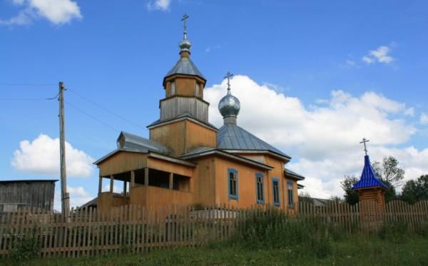 Храм Рожества Иоанна Предтечи. Кувакуш