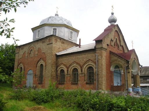 Храм великомученика Димитрия Солунского. Льгов