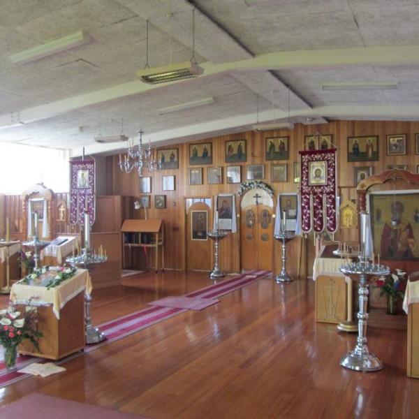 Храм в городе Мельбурн