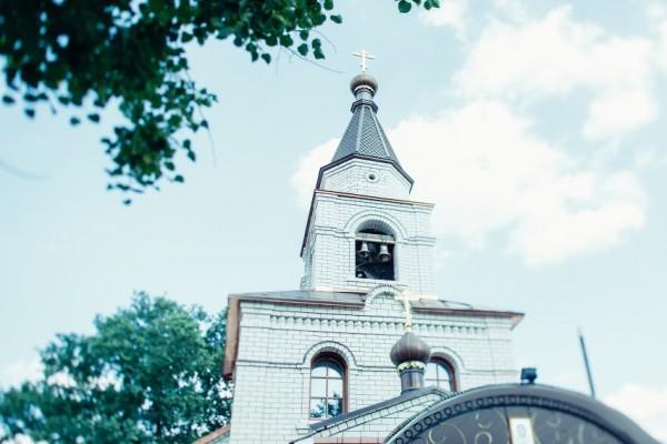 Старообрядческий храм Воздвижения Креста Господня. Меленки