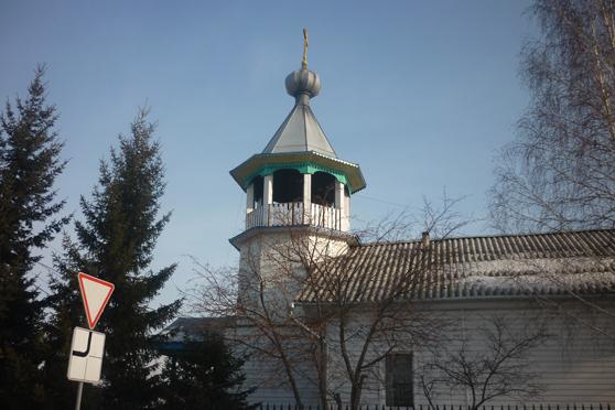 Храм Покрова Пресвятой Богородицы. Минусинск