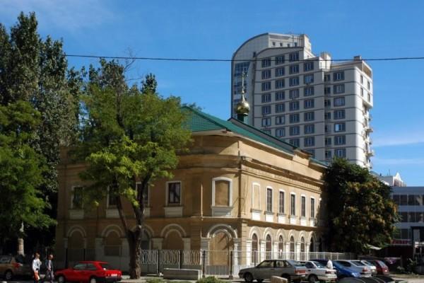 Храм Покрова Пресвятой Богородицы.Одесса