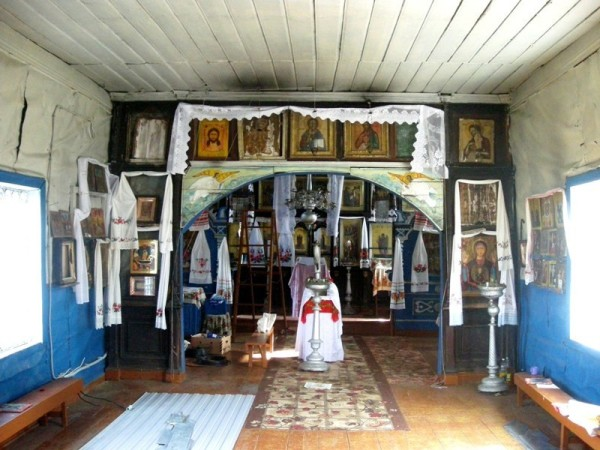 Храм Покрова Пресвятой Богородицы. Ровны