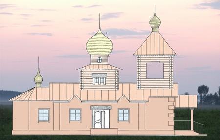 Проект строительства храма, Меленки