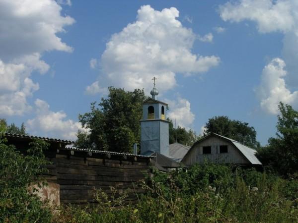храм во имя святителя Николы Чудотворца. Арзамас