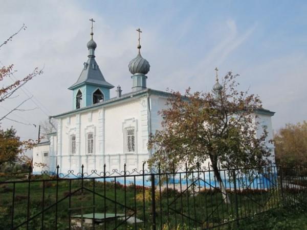 Храм Успения Пресвятой Богородицы.Городец