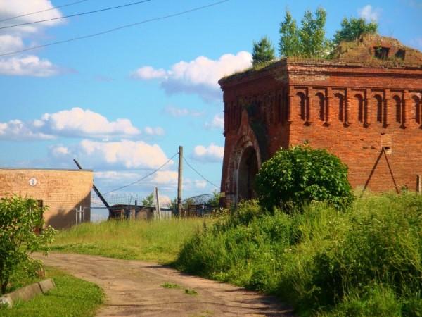 Успенский Желтиков мужской монастырь