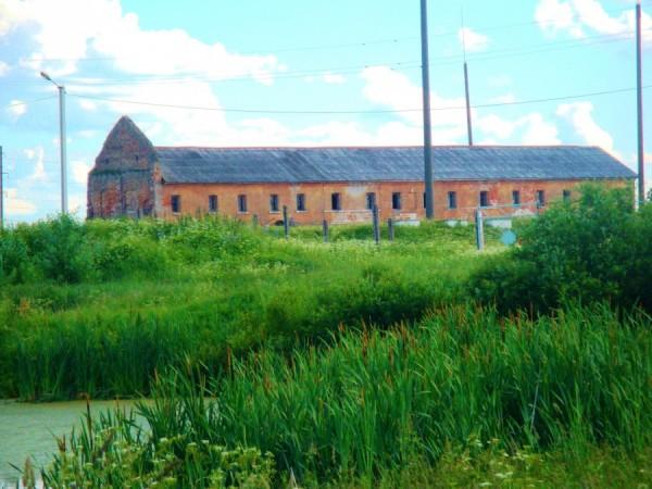 Успенский Желтиков мужской монастырь, братский корпус
