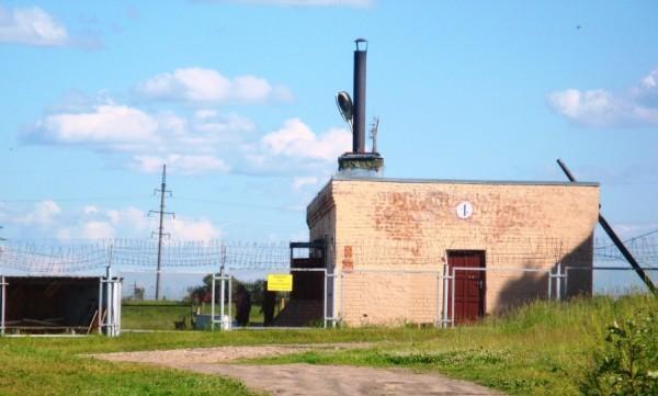 Военная база на месте Успенского Желтикова монастыря